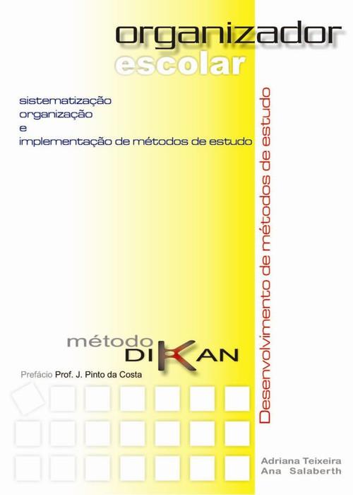 Organizador Escolar – Método Dikan